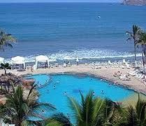 Mazatlan, MX this could have been one of my pics!  Costa de Oro hotel.