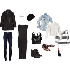 """Mom Essential Wardrobe"" by vfriedman on Polyvore"