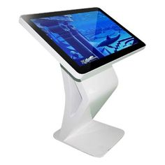 "42"" Multi-touch Interactive Touch Screen Kiosk Free Standing interactive display Kiosk"