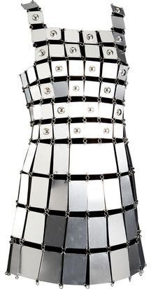 Armored Space Princess Dress by Paco Raban