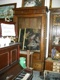 armario de roble