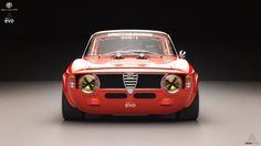 Classic Car News Pics And Videos From Around The World Alfa Romeo 166, Alfa Romeo Junior, Alfa Cars, Alfa Romeo Cars, Old Sports Cars, Sport Cars, Race Cars, Alfa Gta, Automobile