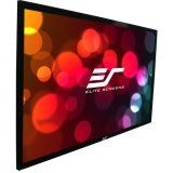 "{Quick and Easy Gift Ideas from the USA}  Elite Screens R110WH1 ezFrame Fixed Projection Screen (110"" Diag. 16:9 54""Hx96""W) http://welikedthis.com/elite-screens-r110wh1-ezframe-fixed-projection-screen-110-diag-169-54hx96w #gifts #giftideas #welikedthisusa"