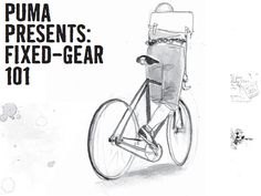 puma fixed gear
