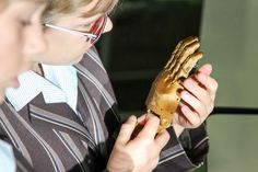 Kids turn their hands to making 3D-printed prosthetics [VIDEO] — #3DPrinting