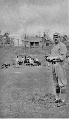 a look into life and career of george herman ruth a baseball player George herman ruth, american professional baseball player member american league all star team, 1933 career coach brooklyn dodgers (national played in 10 world series, a total of 41 games membership member american league all star team, 1933.