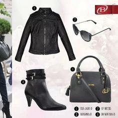 Aquellas mujeres amantes de verse bien #jacket #chaqueta #shoes #zapatos #calzado #botas #bolso #handbag #accesory #accesorio #glasses #gafas #Mujer #latina #fashion #moda #women #bucaramanga #cccuartaetapa Bosi