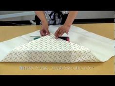 How to wrap presents Japanese style... just one piece of tape needed!