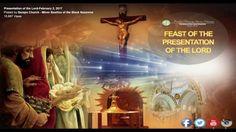 TV Mass ''Kapistahan Ng Pagdadala Kay Hesus Sa Templo'' Quaipo Black Naz...