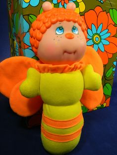 Gloworm by LillysLuckyPenny on Etsy, $12.99