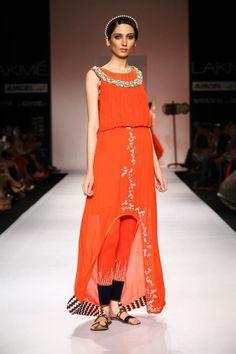 LFW Day 5 - Summer/ Resort 2013 - Pallavi Jaipur
