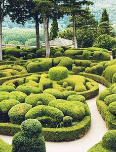 Chateau de Marqueyssac Travel : Around the World | 25 Images of Inspiration