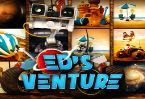 #EdsVenture is a 3D slot machine that is developed by Sheriff Gaming with five reel and 20 pay lines. This slot is out of this world with features such as a scatter, a wild and a jackpot #win that pays $6,250 maximum.  This 3D style extra-terrestrial online slot from the well-known developer is one of the #best designed machines in recent years. You can play this #animated slot game with as low as 0.20 on each line or up to 1.00 per line to win the jackpot.