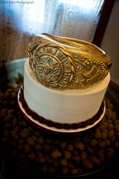 For all those aggies out there! amazing cake done by cinderella cakes for a wedding taking place at Royalty Pecan Farms!! Absolutely amazing!!! :) Picture was taken by me at sarah elise photography :)