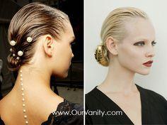 Wet Hair Trend Tips For Spring/Summer 2012