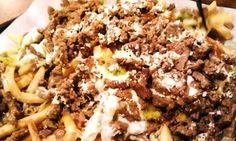 Lolita's Taco Shop - San Diego, California: Carne Asada Fries. Don't eat it yourself, you'll die.