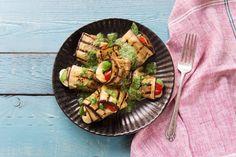 Tipps zum Grillen: Vegetarisch Grillen - Auberginenpäckchen
