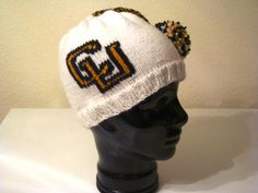 University of Colorado beanie hat