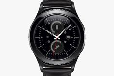 Samsung Gear S2 Smartwatch  No one has cracked the smartwatch nut in terms of user-friendliness, but Samsung's new Gear S2 watch comes closer with the addition of a physical dial around the face that lets users toggle between screens and apps, while still having full touch functionality. It comes in Sport and Classic modes — the latter offering a leather band. Also cool: Dozens of new watch faces, auto-recognition of your exercise (whether you're running, cycling, and the like), and a…