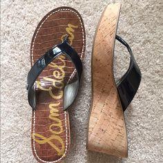 Sam Edelman•Heeled Sandles Brand new worn once out. Super cute and elegant. :) Sam Edelman Shoes Sandals