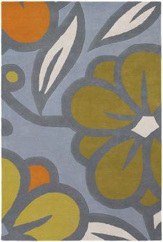 Chandra Inhabit Collection  INH21624 Designer Rug