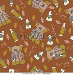 Find Camping Seamless Repeat Pattern Design stock images in HD and millions of other royalty-free stock photos, illustrations and vectors in the Shutterstock collection. Thousands of new, high-quality pictures added every day.