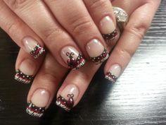 3D Ladybug Nail Art | Red, black, and polka dots | Summer Nails | French manicure | NAILPRO Magazine