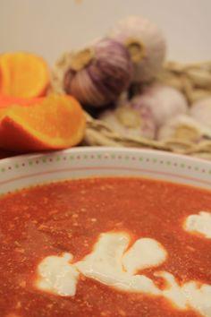 Tomato & Orange Soup: My Finnish Delights Blog
