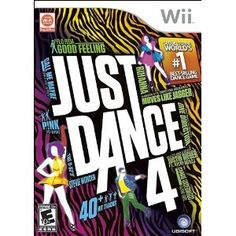 iv>         --- http://www.amazon.com/Just-Dance-4-Nintendo-Wii/dp/B0086V5UF0/?tag=mydietpost-20