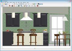 3D Kitchen Design 2