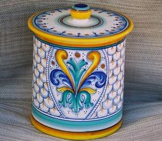 Italian ceramic pottery All things Italian....love Deruta!