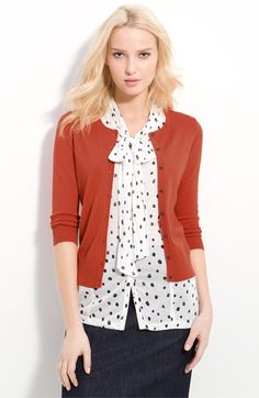 This cardi comes in so many cool colors and at such a great price I might just have to get them all...