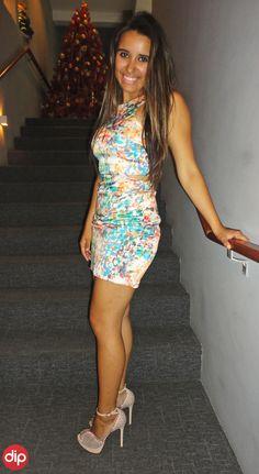 Vestido perfeito pra uma sexta à noite :)