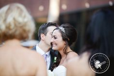 Love birds! Photo by Sposto Photography.