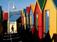 James beach on the [Cape] Peninsula\'s east coast. By Steve McCurry Steve Mccurry, Cape Town, Nepal, James Beach, Vivre A New York, Places To Travel, Places To Go, World Press Photo, Shadow Images