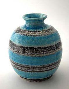 Bauhaus Era Studio Pottery Bowl by Maria Margarete Wilke