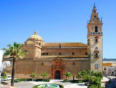 Huelva Parroquia Moguer -
