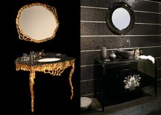 geometric wallpaper trends 2018 wall design ideas modern. Black Bedroom Furniture Sets. Home Design Ideas