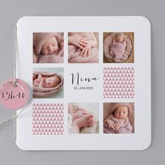 Geburtskarten - B27-035