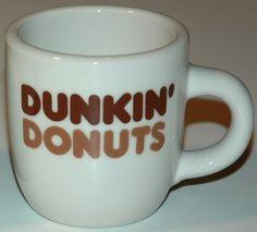 Dunkin donuts coffee!