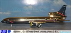 british airtours flight 28m-images | Model Aircraft : Lockheed L-1011-50 Tristar British Airtours Airways G ...