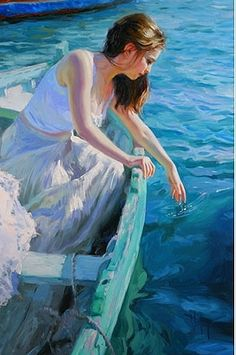 # Vladimir Volegov # love the colors!
