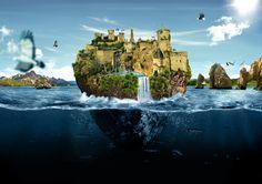 La isla por somistar