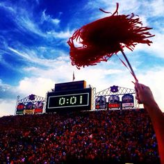 Jordan Hare. One of my favorite places to spend a Saturday!