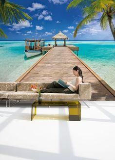 Beach Resort  Traumurlaub: Die Seele baumeln lassen  http://www.fototapete.de/index.php/beach-resort.html