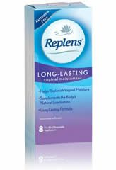 FREE Sample of Replens Vaginal Moisturizer on http://www.icravefreebies.com/