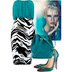 """Untitled #1794"" by tailichuns on Polyvore"