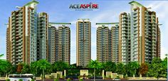Ace Group launches Ace Aspire in Noida Extension, Greater Noida West. Ace Aspire offers 2, 3 BHK residential flats/apartments at very low price with world class amenities. More information visit - http://www.investors-clinic.com/Greater-Noida/Greater-Noida-West/Ace-Aspire