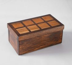 Cool wood box