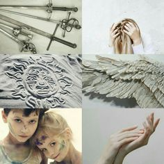 Julian Blackthorn and Emma Carstairs